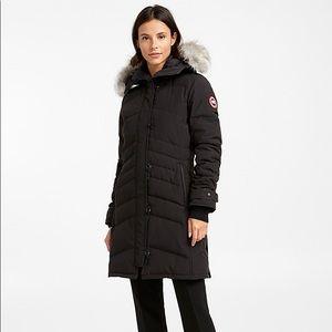 Woman's Canada goose Rosetta jacket size small